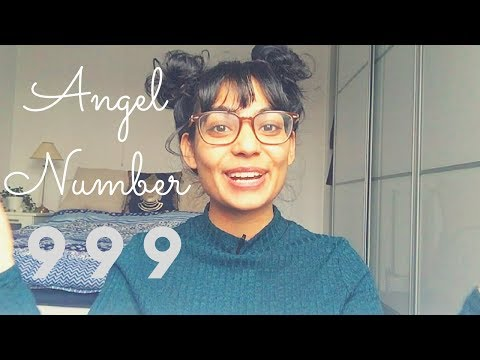 Angel Number 999   Endings & New Beginnings!