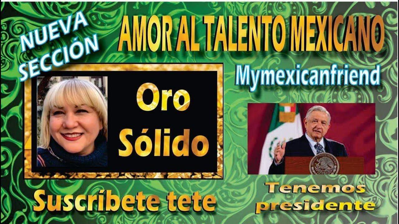 #AMLO EJEMPLO DE TALENTO MEXICANO VIVA MÉXICO!!! VIVA MÉXICO!!! VIVA MÉXICO!!!