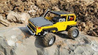 ВАЗ 2121 Нива из лего техник/Lego Technic Lada Niva