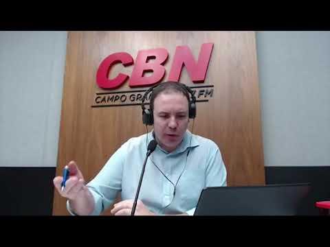 Entrevista CBN Campo Grande (07/07/2020): com advogado tributarista Clélio Chiesa
