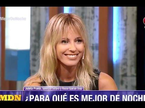 Rocío Guirao Díaz: Mejor De Noche 2016/12/20