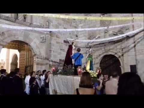 Procesión Virgen De La Saleta - Zamora 2018 - Salida Iglesia De San Andrés