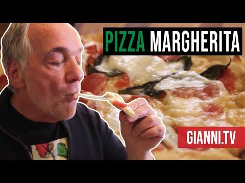 Pizza Margherita, Italian Recipe - Gianni's North Beach