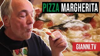 Pizza Margherita, Italian Recipe - Gianni's North Beach