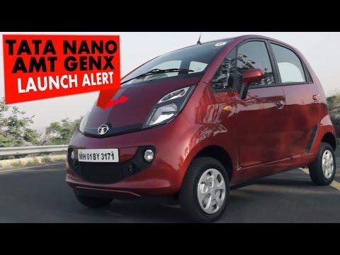 2015 Tata Nano AMT GenX   Launch Alert   PowerDrift