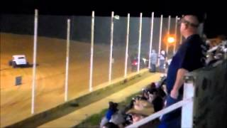 Southern Vintage Racing Association Feature Race 5/2/15 at NWFL Speedway
