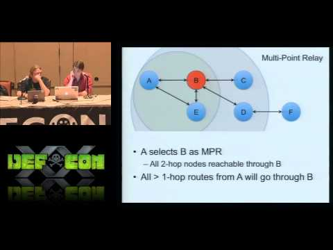 DEFCON 20: Off-Grid Communications with Android