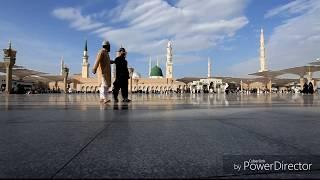 Gambar cover maula ya salli wa sallim ar rahman ❤💞❤