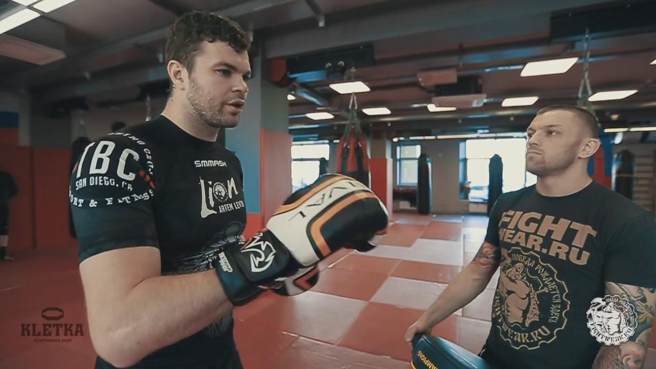 Смотреть Рэй Спорт |  Тренерская Экипировка Андрея Басынина: Everlast