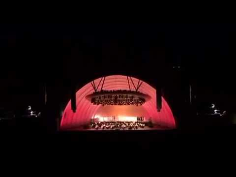 West Side Story at the Hollywood Bowl 'America'