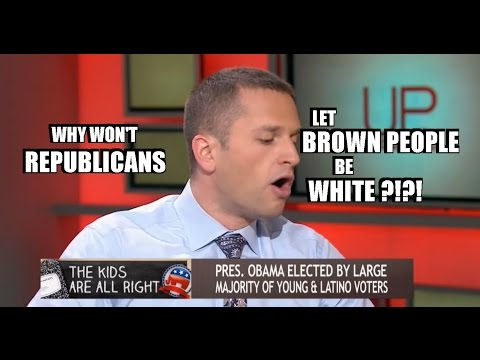 MSNBC's Josh Barro: Some day Republicans Might Let Hispanics Be Whiter Like They Did to the Irish