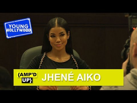 Jhené Aiko: On Collaborating With John Mayer!