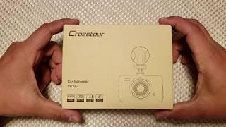 Crosstour CR300 Car Dash Cam 1080p