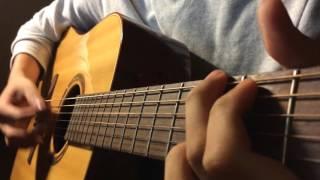 [Phạm Hồng Phước - Thuỳ Chi] Anh sẽ tốt mà - guitar cover