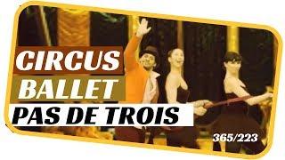 ballet pas de trois- circus- ballet dance 223