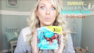 ❤ Sunday Sizzles & Fizzles HOME EDITION 3-16-2014 ❤ Thumbnail