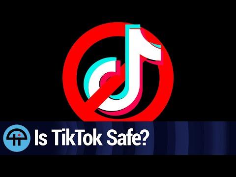 "US ""Pondering"" Ban on TikTok"