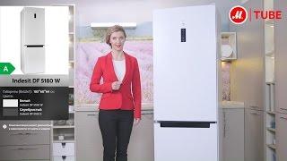 Відеоогляд холодильника Indesit DF 5180 W з експертом «М. Відео»