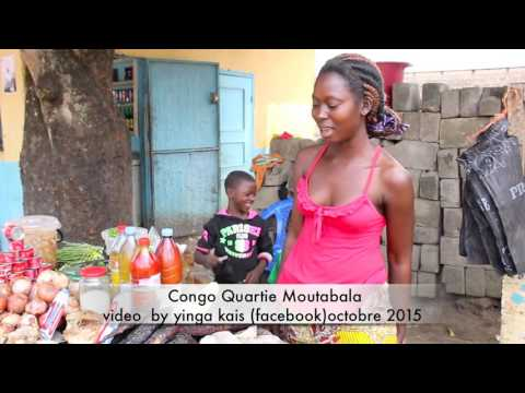 CONGO BRAZZAVILLE 2016 petite vante