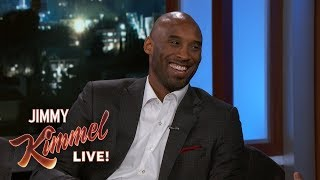 Kobe Bryant on LeBron, Lakers & Coaching His Daughter