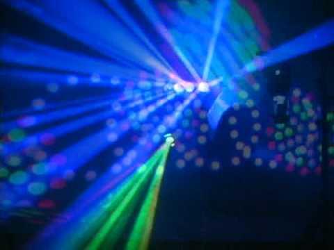 Vertigo Rush Party Dance LED Light Rentals Los Angeles