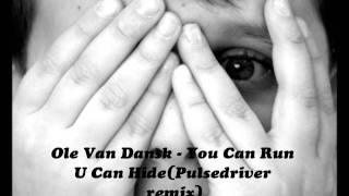 Ole Van Dansk - You Can Run (Pulsedriver remix)