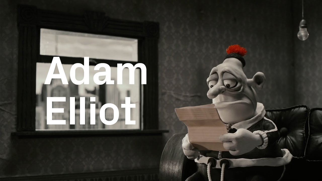 The Making Of Mary And Max With Adam Elliot Youtube