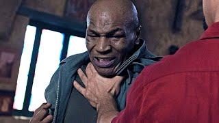 Mike Tyson vs Steven Seagal full fight scene