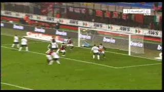 AC Milan Vs Cagliari 4-3 All Goals (22-11-2009)