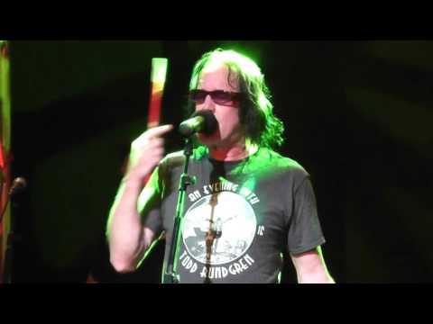 Todd Rundgren Bang The Drum All Day 2016