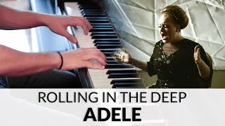 Adele - Rolling In The Deep | Piano Cover