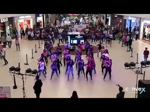 War Of Worlds 2018 SVNIT Flash mob