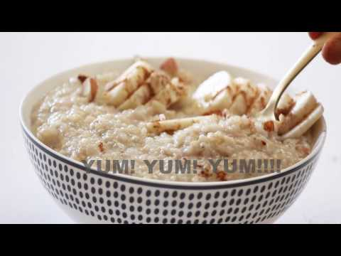 Breakfast Brown Rice Pudding