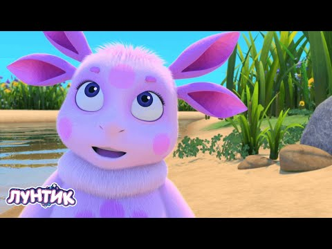 Лунтик   Тайник 🎈 Сборник мультиков для детей
