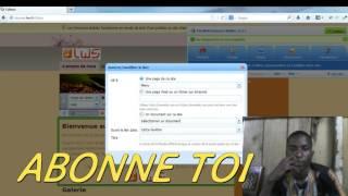 TUTO comment créer son site internet gratuitement en ligne sans maîtriser informatique