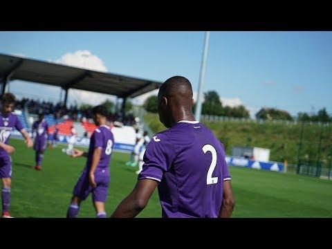 Pitchouns, reportage au coeur du quart de finale des U17 face à l'Olympique Lyonnais