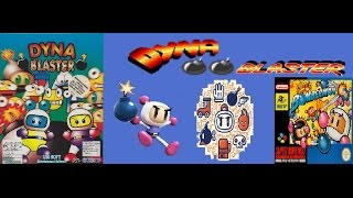 Dynablaster vs Bomberman Review Legendary Games German Podcast