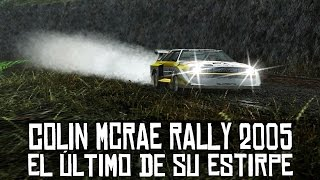 Colin McRae Rally 2005 || Carrera al pasado #8