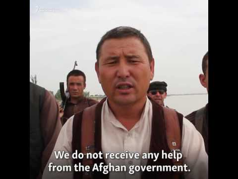 Ethnic Turkmen Battle Miitants In Northern Afghanistan
