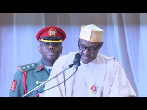 President Buhari Opens Federal Executive Council Retreat On Education