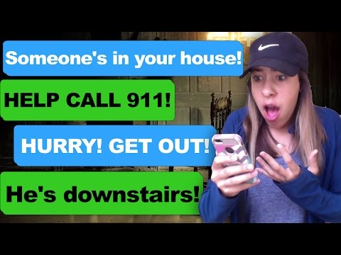 STALKER IN MY FRIENDS HOUSE!!! (Tap | Five Minutes)