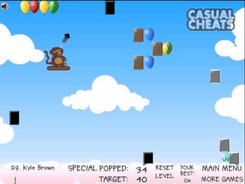 Bloons Player Pack 3 Level 29 Kyle Brown