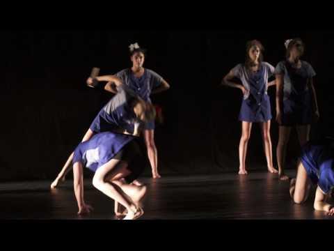Metronome- Dance PORT Derida graduating performance, 2015/16