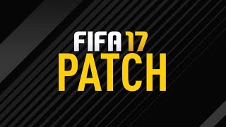 FIFA17 | NOUVEAU PATCH FUT ? AU TOP !