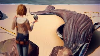Life Is Strange - Walkthrough Part 12 - Episode 4: Dark Room (Beach)