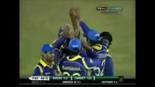 Best cricket catches by a Sri lankan