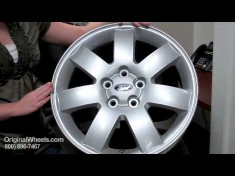 Gt Rims Gt Wheels Video Of Ford Factory Original Oem Stock New Used Rim Shop