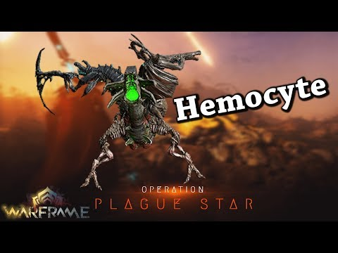 Warframe | Operation: Plague Star | Hemocyte