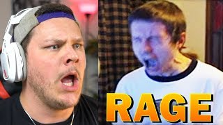The King Of Fortnite Rage - Reaction