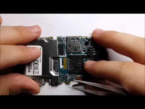 samsung s3370 disassembly - פירוק והרכבה למכשיר כשר של חברת פלאפון